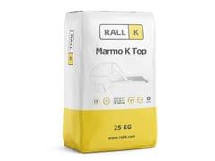 Malta stampabile per finiture su massetto e calcestruzzoMARMO K TOP - RALLK