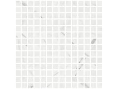 Mosaico in gres porcellanatoMARMO LAB | Mosaico calacatta - ARMONIE CERAMICHE