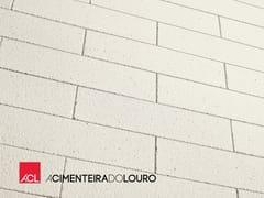 Rivestimento di facciata in pietra artificialeMARMOBRICK GR - A CIMENTEIRA DO LOURO