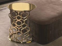 Tavolino di servizio in metallo MARTIN   Tavolino in metallo - Loveluxe - Essence