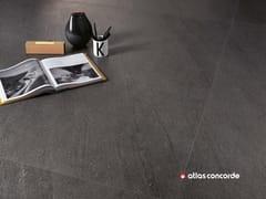 Pavimento in ceramica a pasta bianca effetto pietra MARVEL STONE FLOOR | Pavimento effetto pietra - Marvel Stone