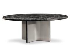 Tavolo da pranzo rotondo in marmoMARVIN | Tavolo in marmo - MINOTTI