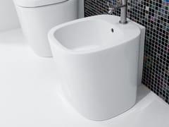 Bidet in ceramica a pavimentoMASCOLO22 - ANTONIO LUPI DESIGN®