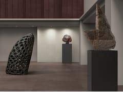 Pavimento/rivestimento in gres porcellanatoMASTER BROWN - LEA CERAMICHE