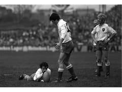 Stampa fotograficaTORNEO DI RUGBY IRLANDA - FRANCIA 1981 - ARTPHOTOLIMITED