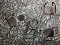 Pavimento/rivestimento in gres porcellanato smaltato effetto legnoMATERIA VIVA - GAMMA DUE