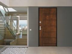 Porta blindata elettronica con tastierino / transponderMATIK Premium - VIGHI SECURITY DOORS