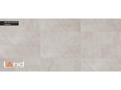 Rivestimento in gres porcellanato tecnico effetto pietra MATTER SLIM GREY - MATTER