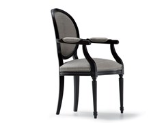 Sedia in tessuto con braccioli MAURICE | Sedia con braccioli -