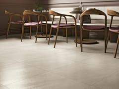 Pavimento/rivestimento in gres porcellanato effetto pietra MAXIMA SABLE - Maxima