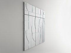 Specchio quadrato da pareteMAYBE - T.D. TONELLI DESIGN