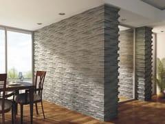 Rivestimento tridimensionale in pietra naturale per interni/esterniMAYFAIR RIVEN QUARTZITE - STONE AGE PVT. LTD.