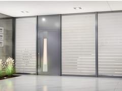 Porta d'ingresso in alluminio MB-70 HI   Porta d'ingresso - MB