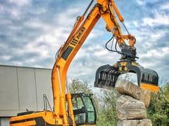MB Crusher, MB-G1200 S4 Pinza idraulica per escavatori