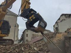 MB Crusher, MB-G600 S4 Pinza idraulica per escavatori