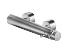 Miscelatore per doccia a 2 fori in acciaio inox ER427   Miscelatore per doccia - Ergon