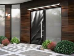 Porta d'ingresso in alluminio MB-86SI | Porta d'ingresso - MB
