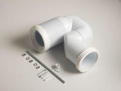 Curva in plastica fissaMCUT1 - ALICE CERAMICA