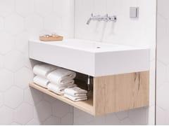 Lavabo rettangolare con troppopienoMEDDIO - NOT ONLY WHITE