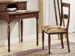 Sedia imbottita con schienale aperto MEDEA - Canaletto