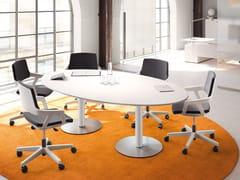 Tavolo da riunione ovale Tavolo da riunione - PALMBERG