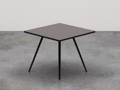 Tavolo da riunione quadrato MEETY | Tavolo da riunione quadrato - Meety