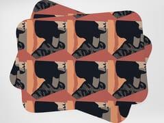 Tovaglietta rettangolare in PVCMEI | Tovaglietta - PPPATTERN