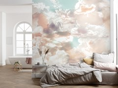 Carta da parati a motivi in tessuto non tessuto MELLOW CLOUDS - KOMAR PRODUCTS
