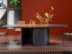 Tavolo da pranzo rettangolareMELLOW | Tavolo - BONALDO