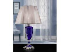 Lampada da tavolo in cristalloMELODY LG1 - EUROLUCE LAMPADARI