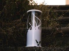 Lampada portatile a LED in PMMA con batteria ricaricabileMEME 2 - KRILADESIGN