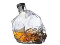 Bottiglia in cristalloMEMENTO MORI | Bottiglia - NUDE
