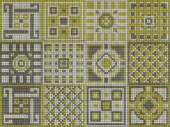 Mosaico in ceramica MEMORIA 01 - Decori