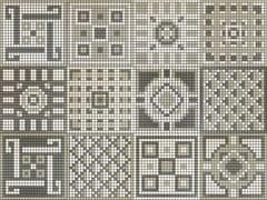 Mosaico in ceramica MEMORIA 02 - Decori