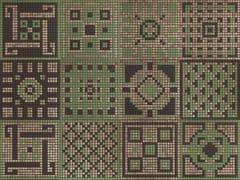 Mosaico in ceramica MEMORIA 04 - Decori