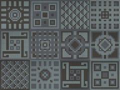 Mosaico in ceramica MEMORIA 09 - Decori