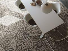 Mosaico in ceramica MEMORIE - Decori