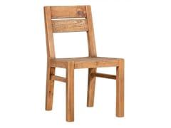 Sedia in legno masselloMEMORY - ARREDIORG