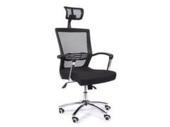 Sedia ufficio ad altezza regolabile girevole in reteMESH | Sedia ufficio ergonomica - ARREDIORG