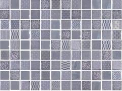 Mosaico in vetro per interni ed esterniMETAL GREY - ONIX CERÁMICA