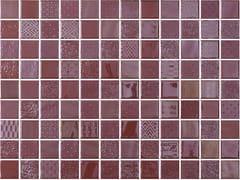Mosaico in vetro per interni ed esterniMETAL RUSSET - ONIX CERÁMICA