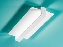 Plafoniera a LED in alluminio e vetroMETAL_S - LINEA LIGHT GROUP
