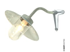 Lampada da parete in metallo con braccio fisso DP7680 | Lampada da parete in metallo - DP7680