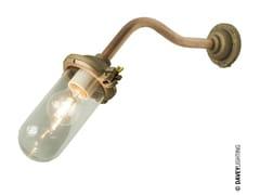 Lampada da parete in metallo con braccio fisso DP7684 | Lampada da parete in metallo -