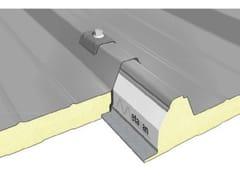 Pannello metallico coibentato per coperturaMETAPAN COPERTURA - EDILFIBRO