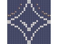Mosaico in ceramica METRICA CERCHI 004 - Decori