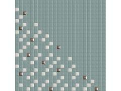 Mosaico in ceramica METRICA PARALLELE 004 - Decori