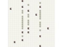 Mosaico in ceramica METRICA TRATTINI 001 - Decori