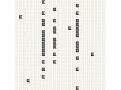Mosaico in ceramica METRICA TRATTINI 002 - Decori