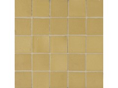 Mosaico in vetroMICRO 30 | Ocra - NEROSICILIA GROUP